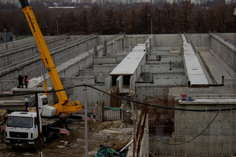 Moscow Waste Treatment Facilities