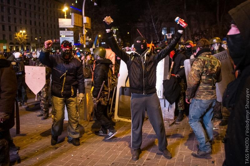 Hot Night In Kiev