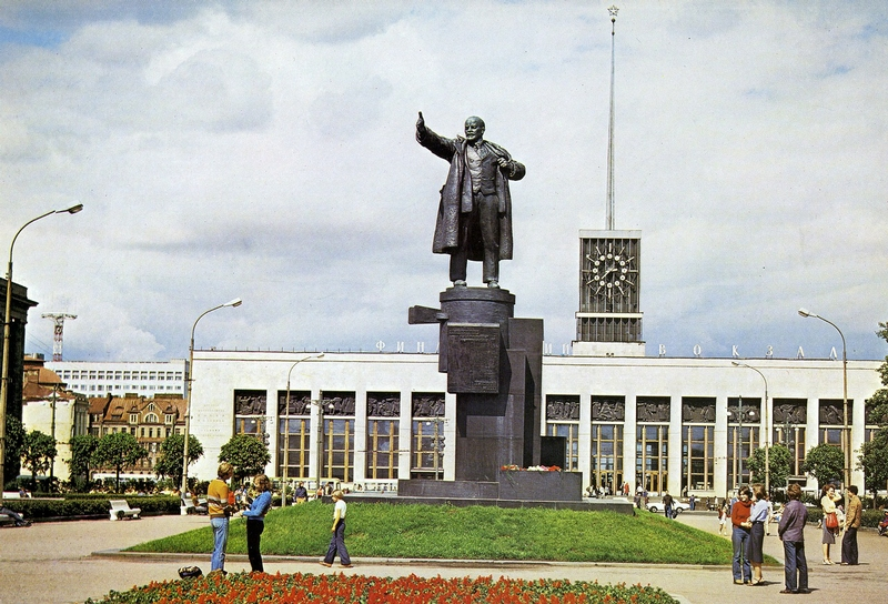 Northern Capital of Russia In 1983
