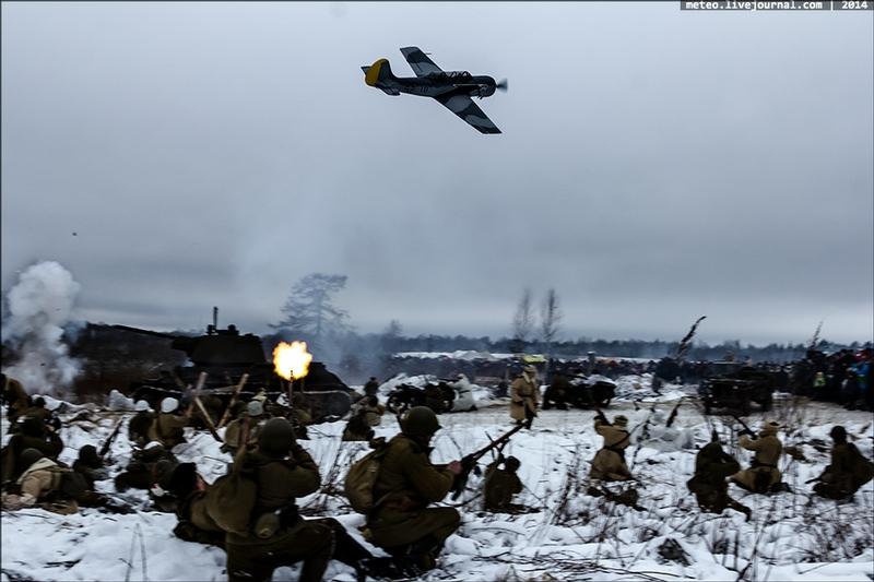 Military Reconstruction: Liberation of Leningrad