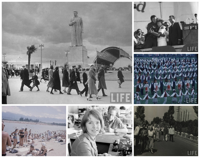 USSR As Seen by LIFE Magazine Reporters