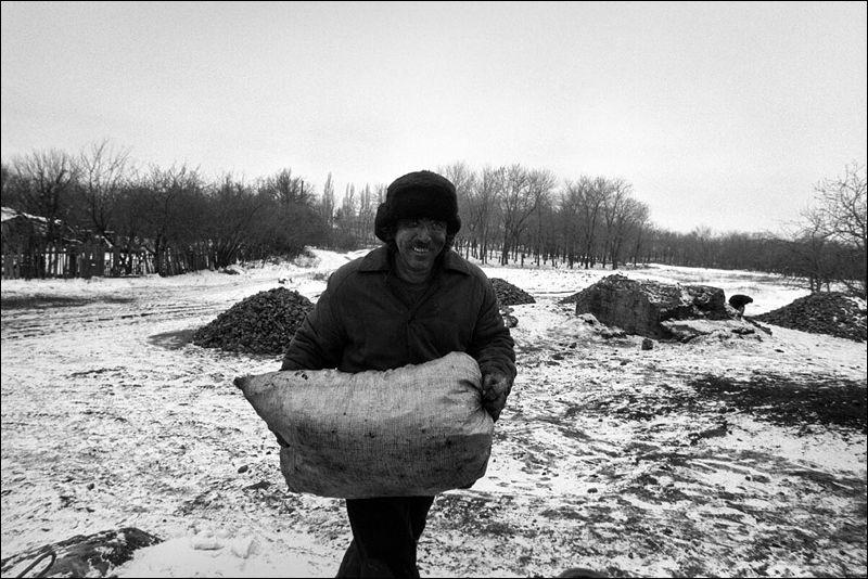 Life of Ukrainian Miners