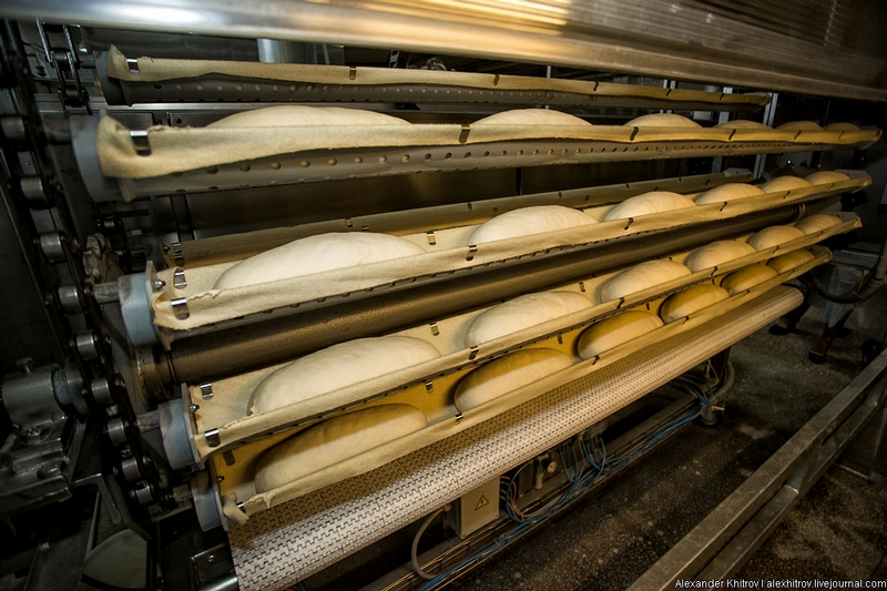 How Long Loaves Are Made