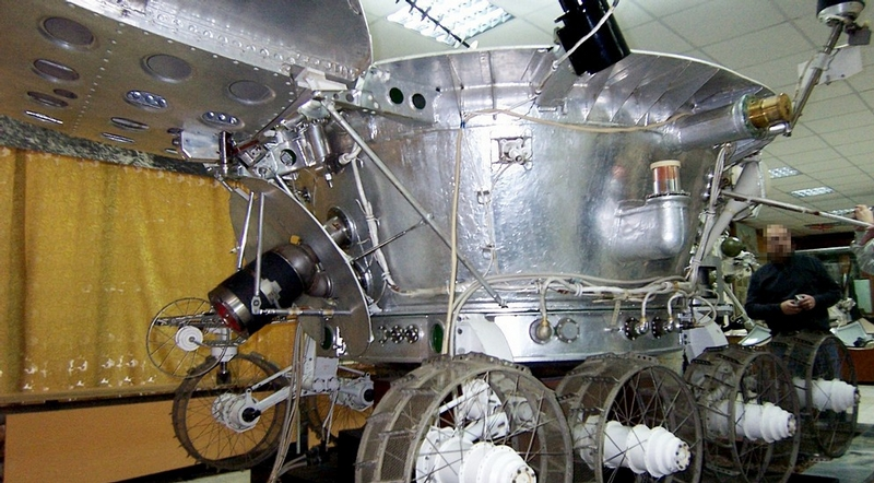 Lunokhod: Most Reliable Vehicle In the Universe