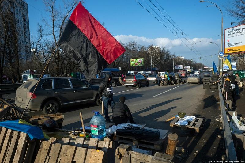 Triumphant Friday at Maidan