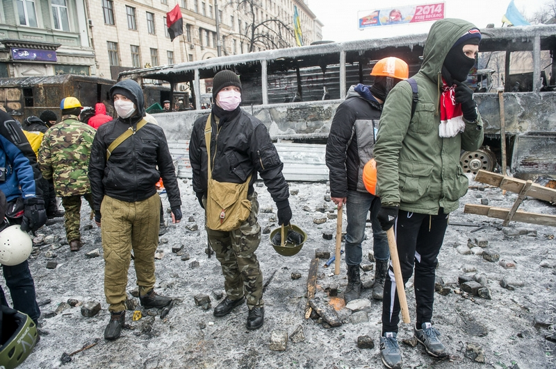 Weapons of Maidan