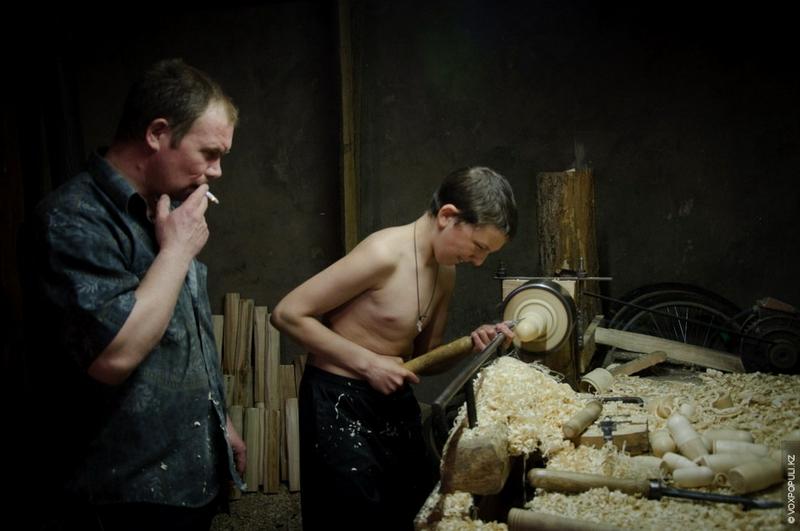 The Birth of Matryoshka
