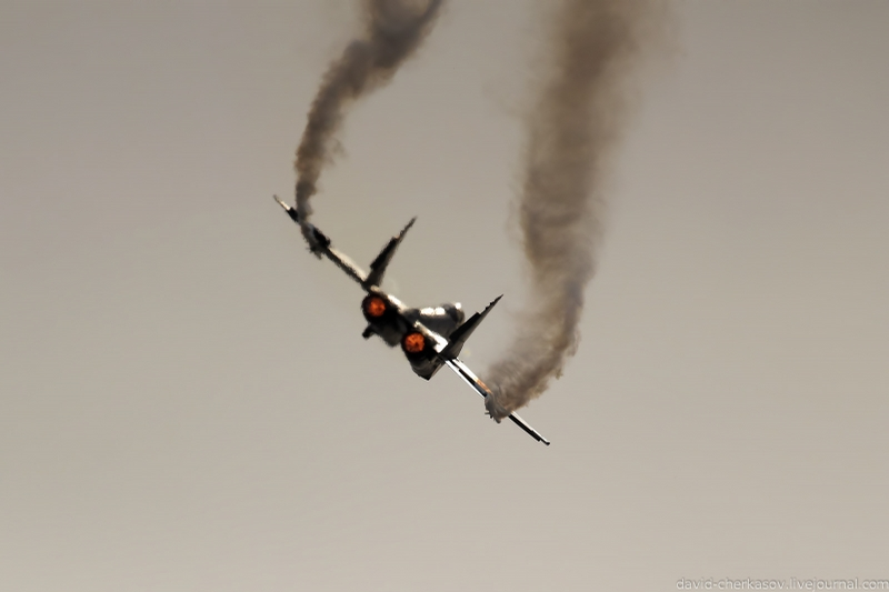 Best Ones At MAKS 2013 Air Show