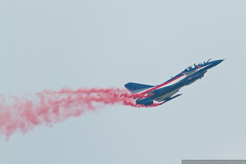 MAKS 2013 Air Show, Again