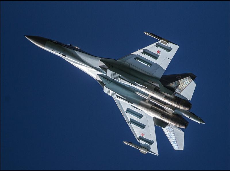 Air Show MAKS 2013