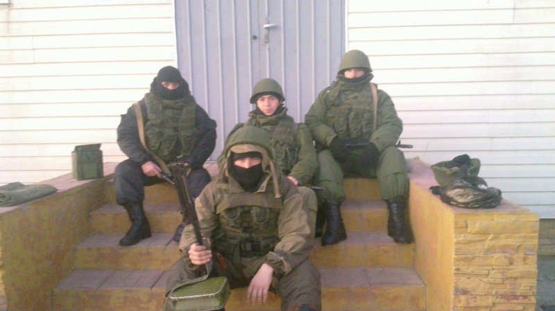 Russian Marines Today
