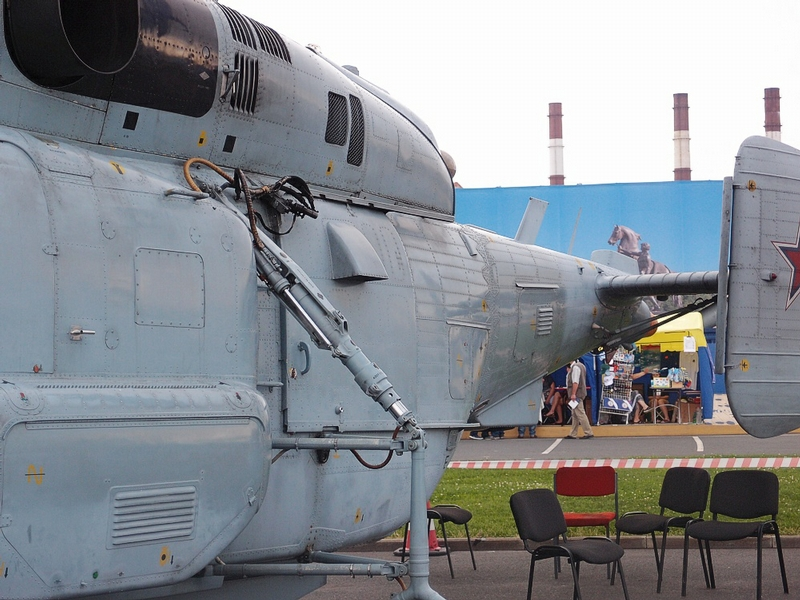 International Maritime Defence Show: Helicopters