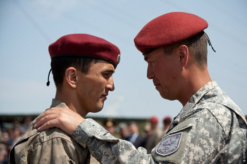 Trial For the Maroon Beret