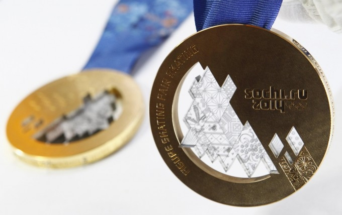 Making Olympic Medals For Sochi 2014 - English Russia