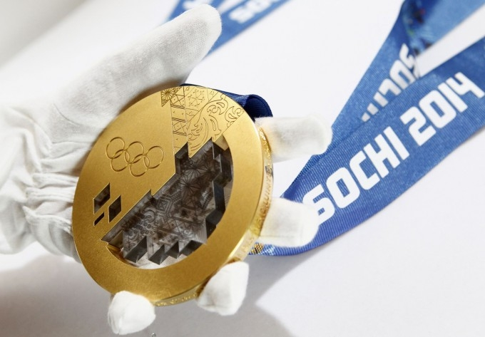Lemonoev: Making Olympic Medals Sochi