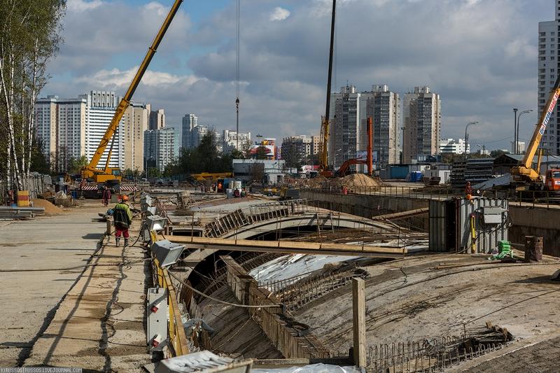 Three New Shields of the Moscow Metropolitan