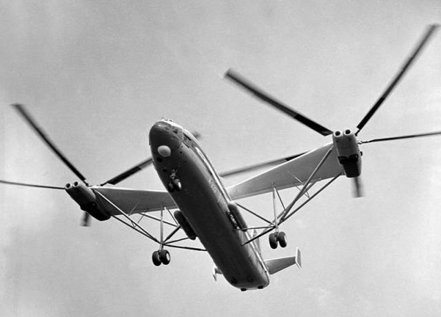 Mi 12: Real Giant of Helicopter Engineering