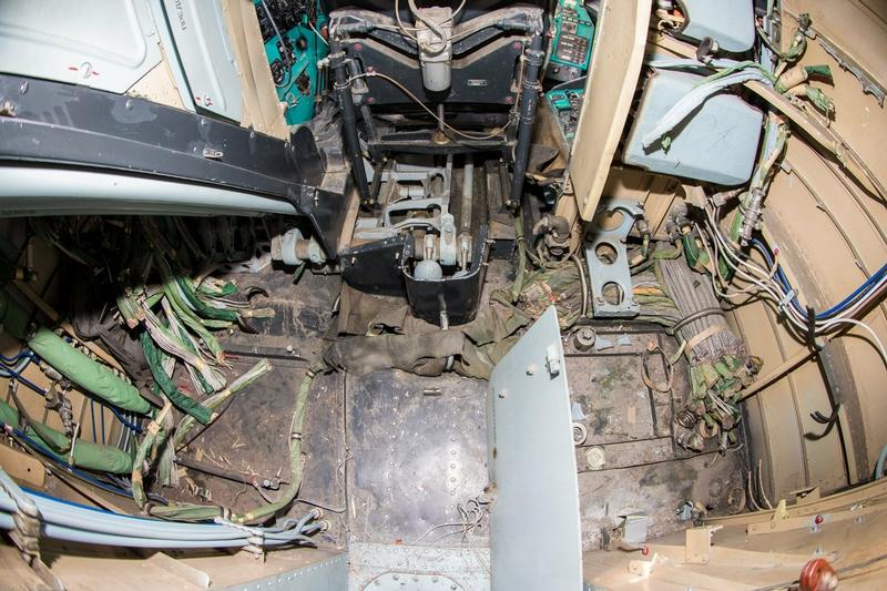 Helicopter Mi 24V: Close Up Images