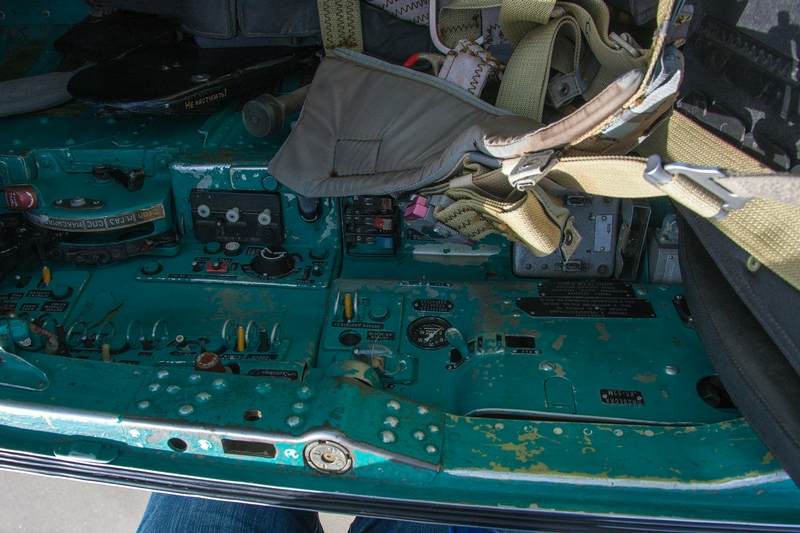 MiG 21: Detailed Pictures