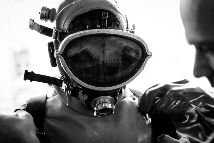 School of Russian Military Divers