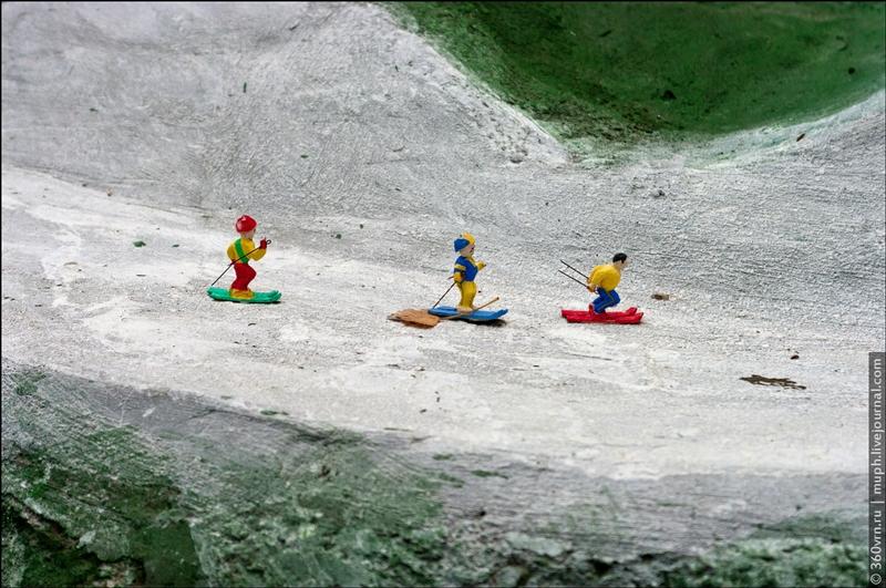 Miniature Kiev