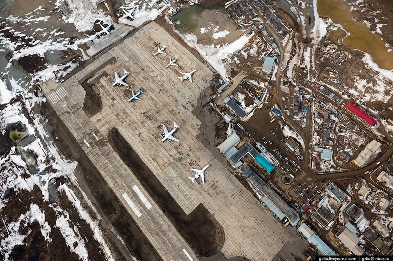 Mirny City: Diamond Capital of Russia