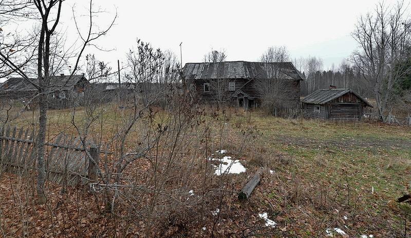 Another Forgotten Russian Village