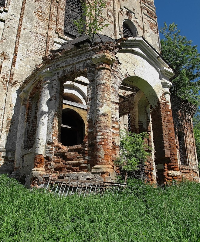 The Churches That Survived Severe Flood