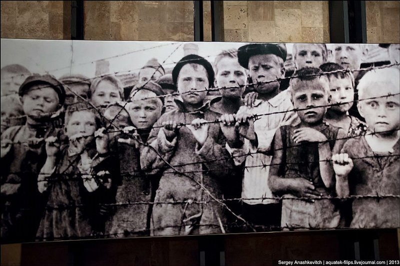 Mother Motherland In Kiev