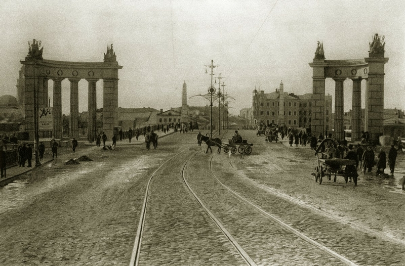 1920s In Moscow