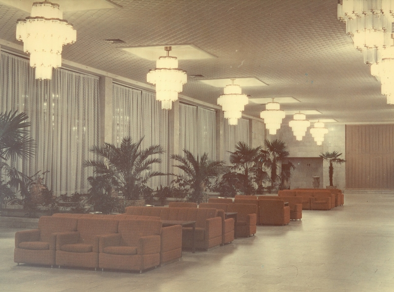Moscow Hotel In the Soviet Years