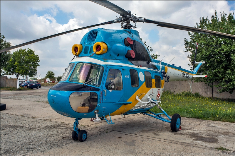Helicopters Remotorization