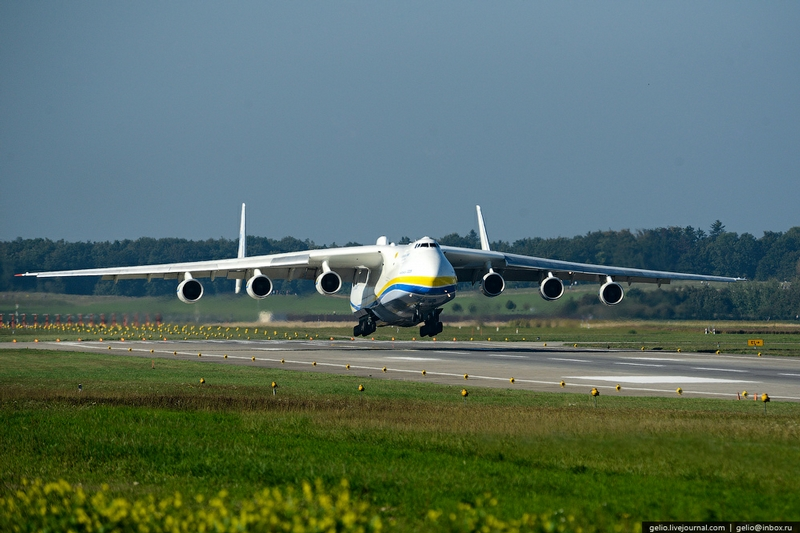Worlds Largest Aircraft