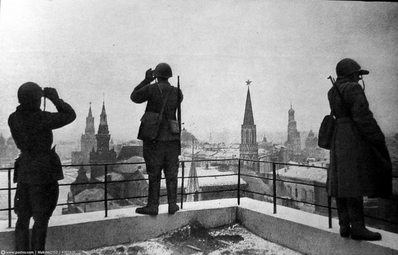 Moscow 1942