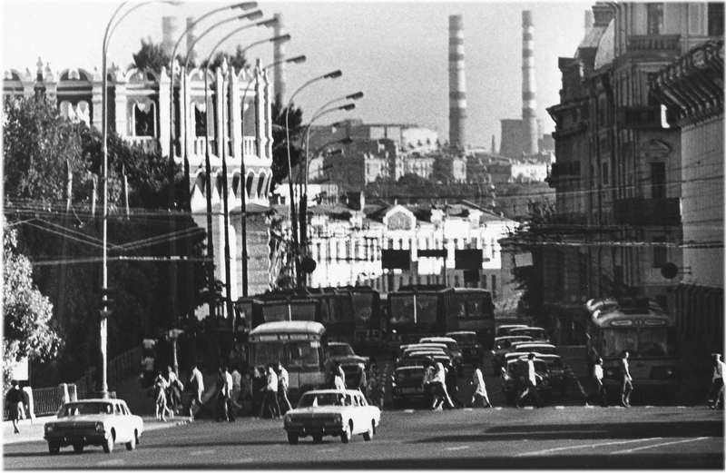Moscow 1960-1990s