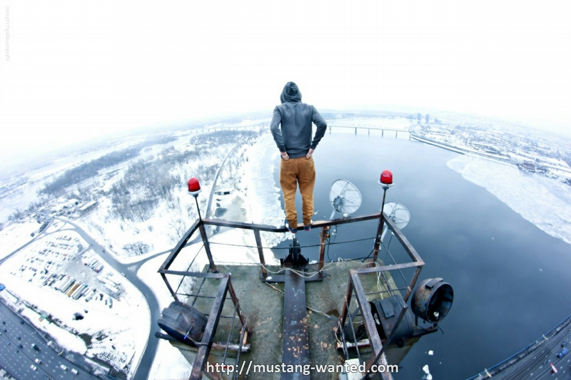 The Moscow Daredevil