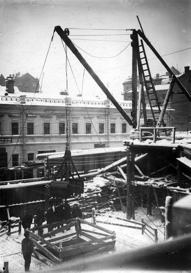 Moscow Subway Construction: How It All Started