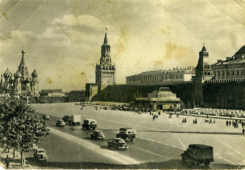 Moscow Through the Years