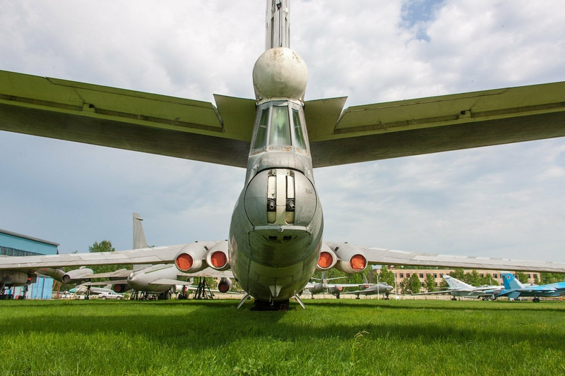 Soviet Aircraft 3MD In Detail