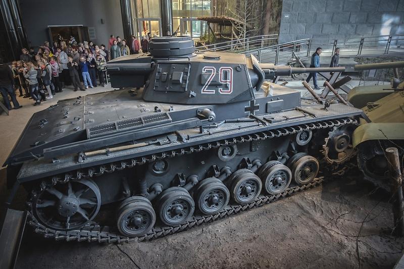 New Military Museum In Minsk, Belarus