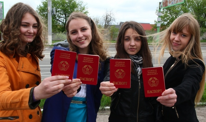 Look, They Have New Passports!