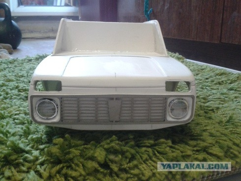 RC Model of Niva