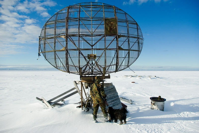 Military Arctic Objects of the Soviet Time