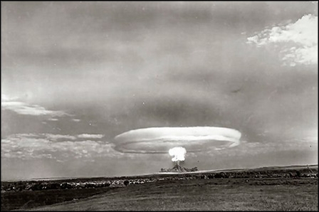 The Secret Nuclear Test Ground: Then And Now