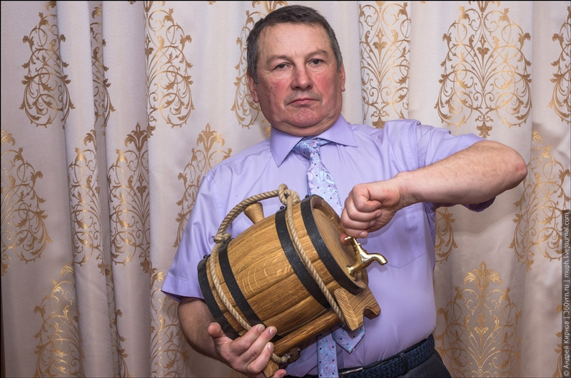 Keeping the Traditions Alive: Oak Barrels Production in Russia