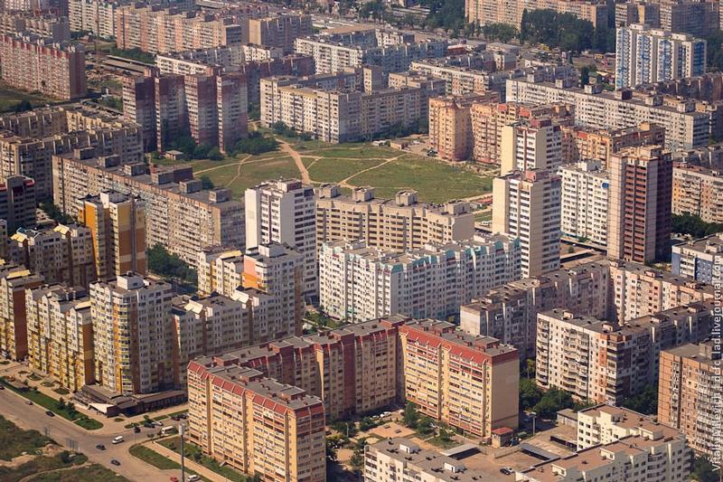 Odessa: Birds Eye Views