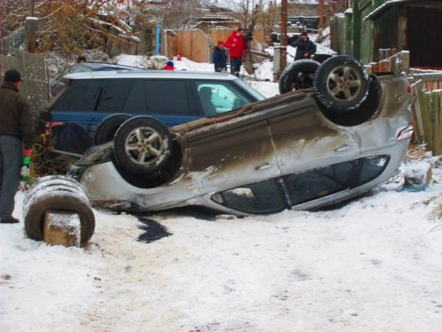 One Crash, Twelve Cars