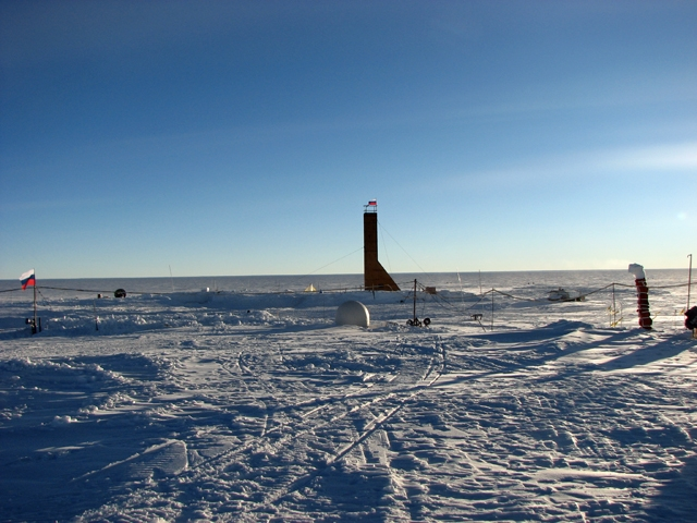 One Day of a Russian Polar Explorer