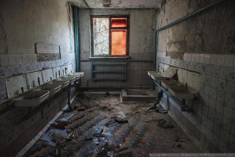 On the Way to Pripyat