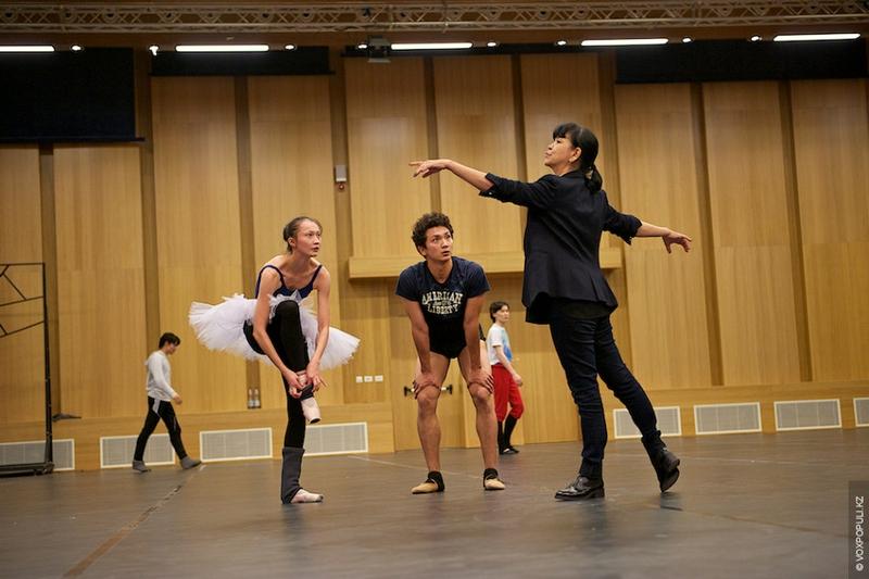 Astana Opera And Ballet Theater